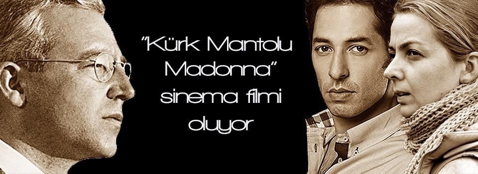 Kürk Mantolu Madonna Sabahattin Ali öğr Gör Erkan çakir